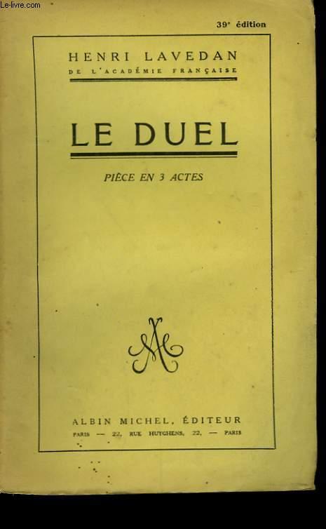 LE DUEL.