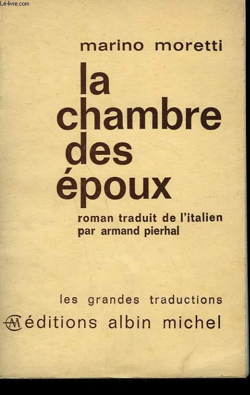 LA CHAMBRE DES EPOUX.