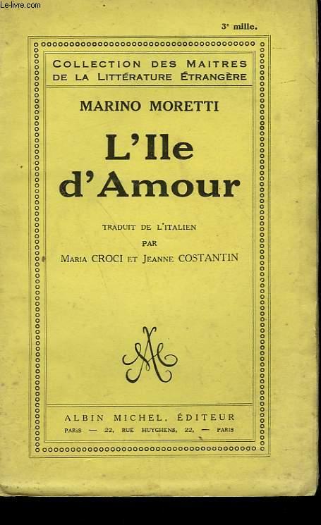 L'ILE D'AMOUR.