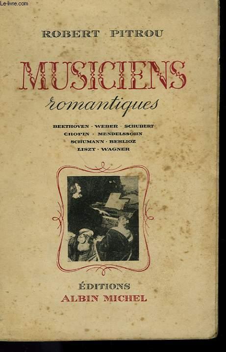 MUSICIENS ROMANTIQUES.