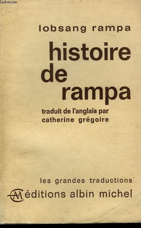 HISTOIRE DE RAMPA.