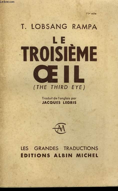 LE TROISIEME OEIL.