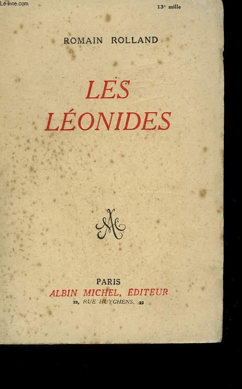 LES LEONIDES.