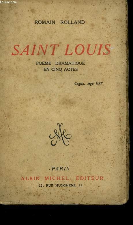 SAINT LOUIS.