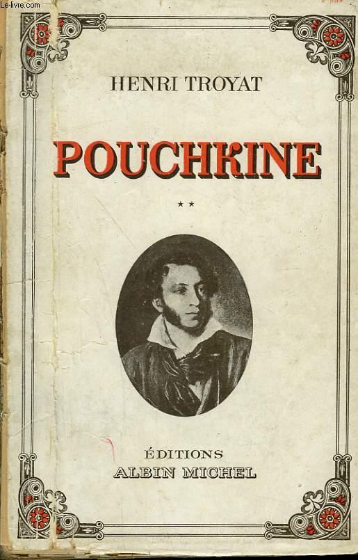 POUCHKINE. TOME 2.