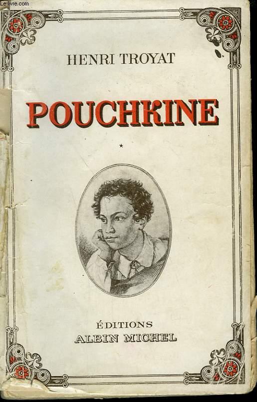 POUCHKINE. TOME 1.