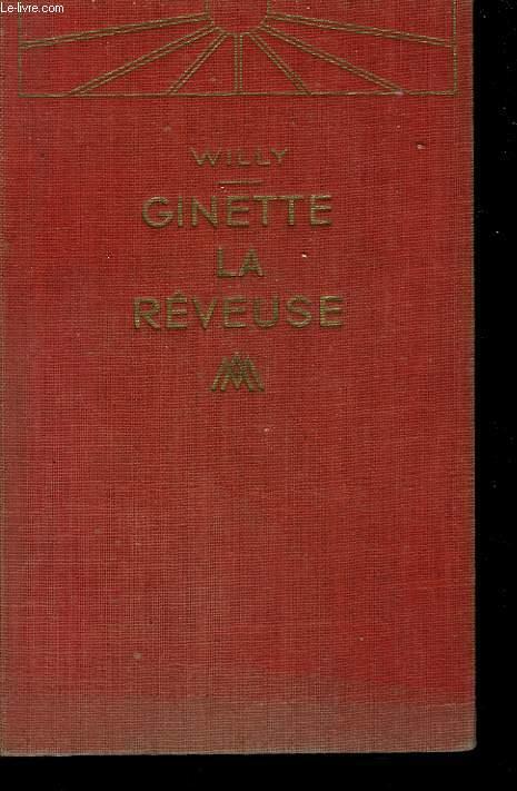 GINETTE LA REVEUSE.