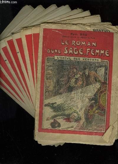 LE ROMAN D'UNE SAGE FEMME. DU N°1 AU N°49.