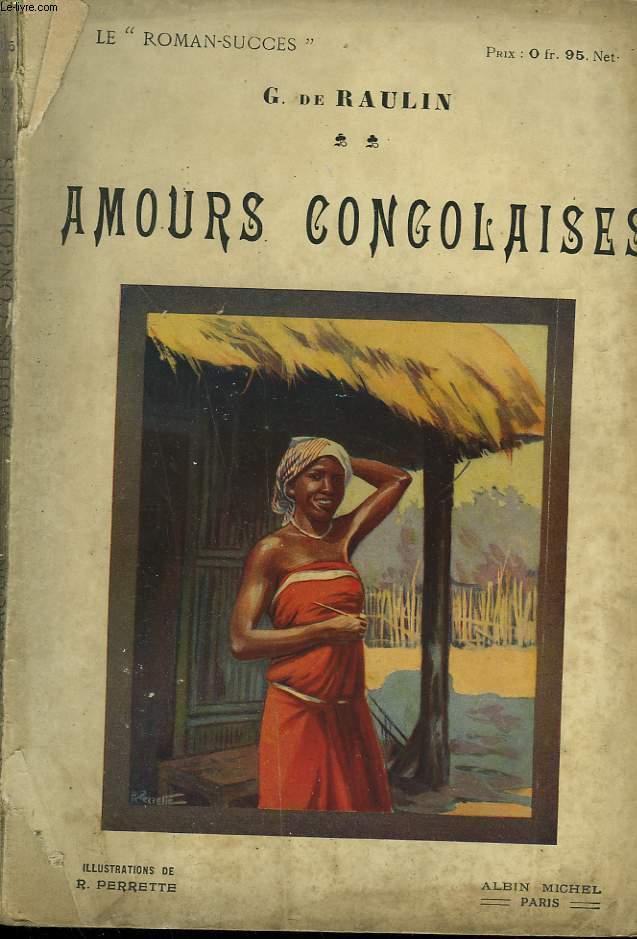 AMOURS CONGOLAISES.