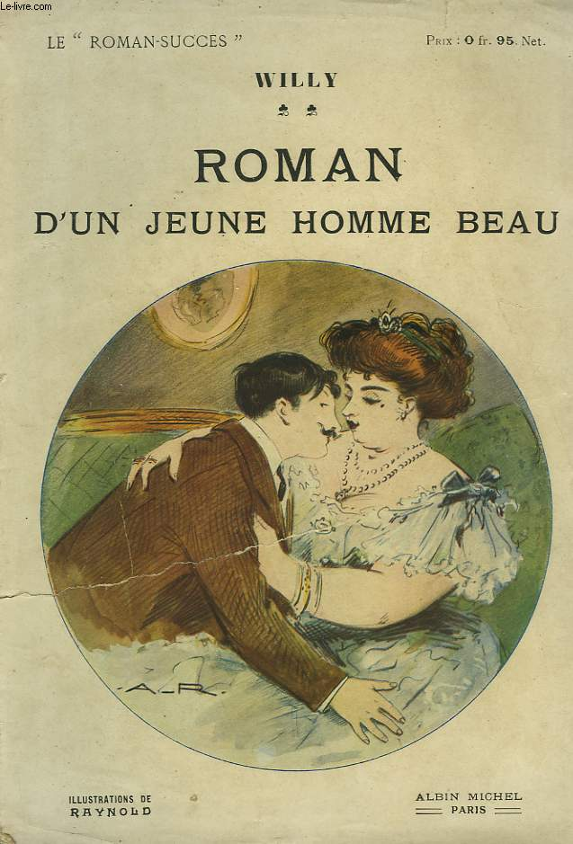 ROMAN D'UN JEUNE HOMME BEAU.