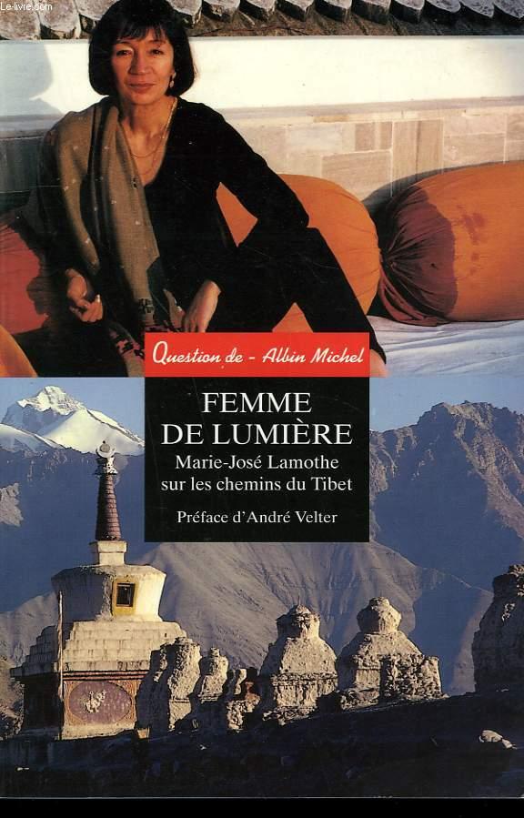 QUESTION DE N° 115. FEMME DE LUMIERE.