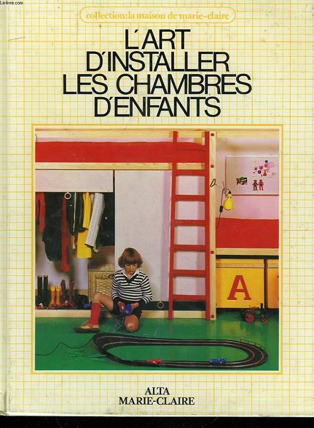 L'ART D'INSTALLERLES CHAMBRES D'ENFANTS.