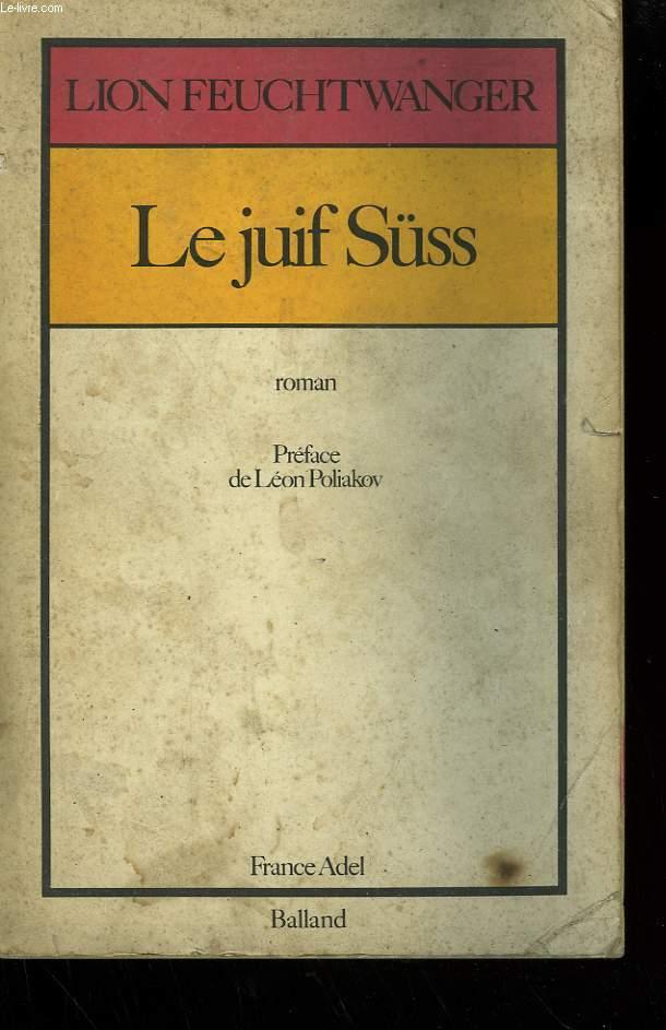 LE JUIF SÜSS.