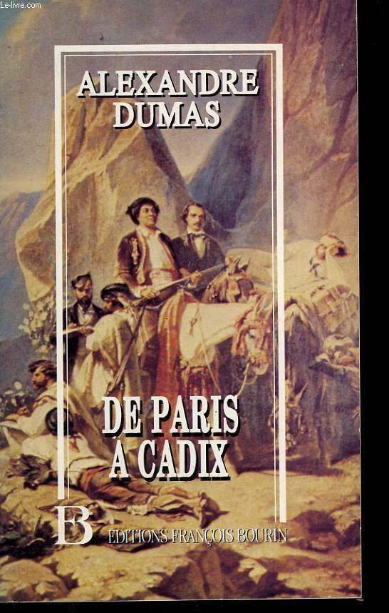DE PARIS A CADIX.