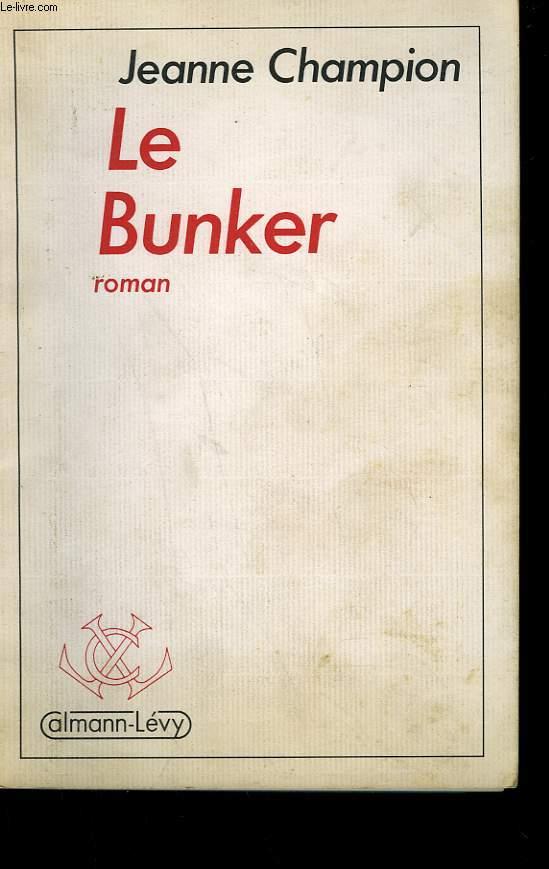LE BUNKER.