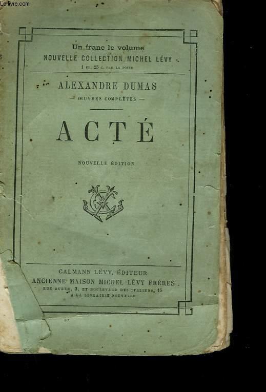 ACTE.