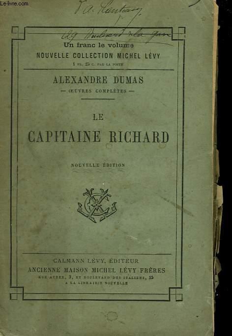 LE CAPITAINE RICHARD.