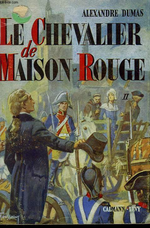 LE CHEVALIER DE MAISON-ROUGE. TOME 2.