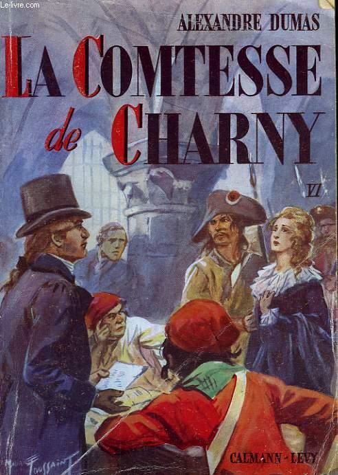 LA COMTESSE DE CHARNY. TOME 6.