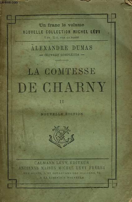LA COMTESSE DE CHARNY. TOME 2.