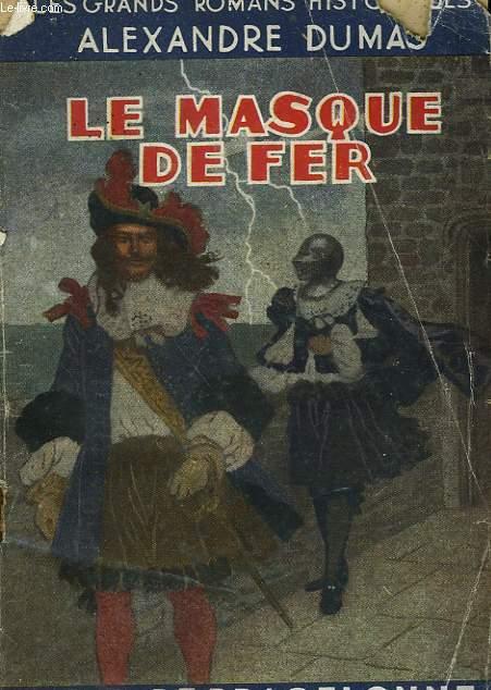 LE MASQUE DE FER.