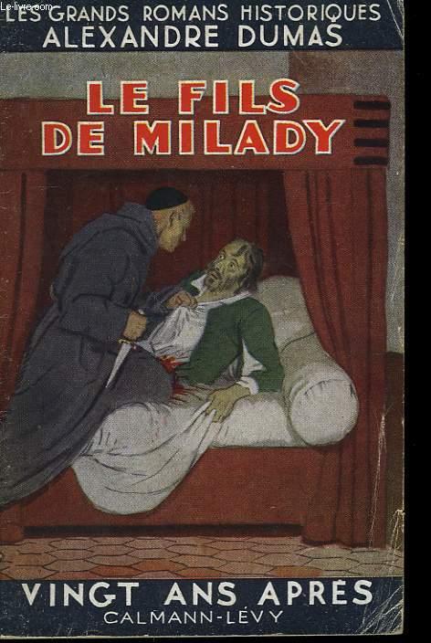 LE FILS DE MILADY.