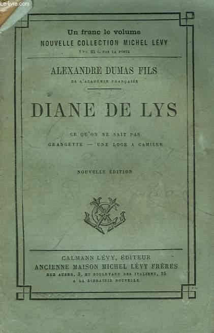 DIANE DE LYS.