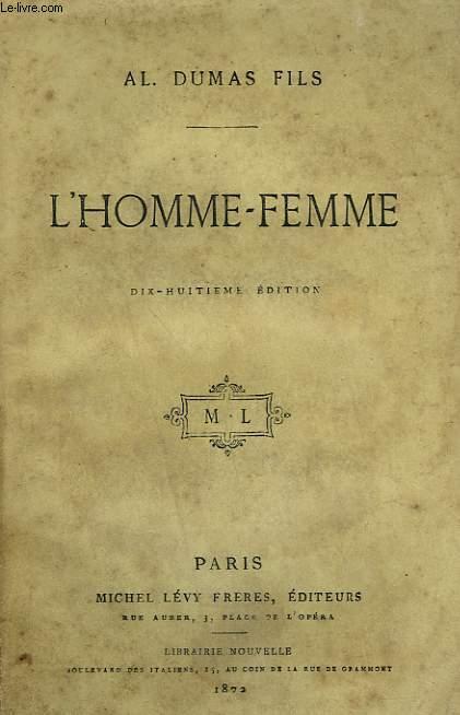 L'HOMME-FEMME.