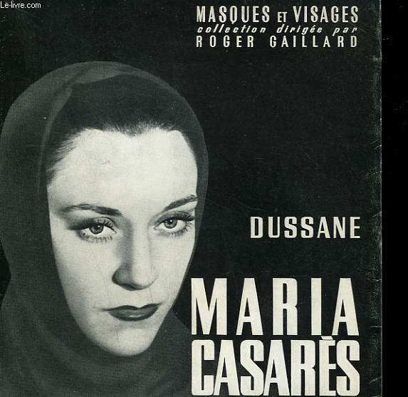 MARIA CASARES.
