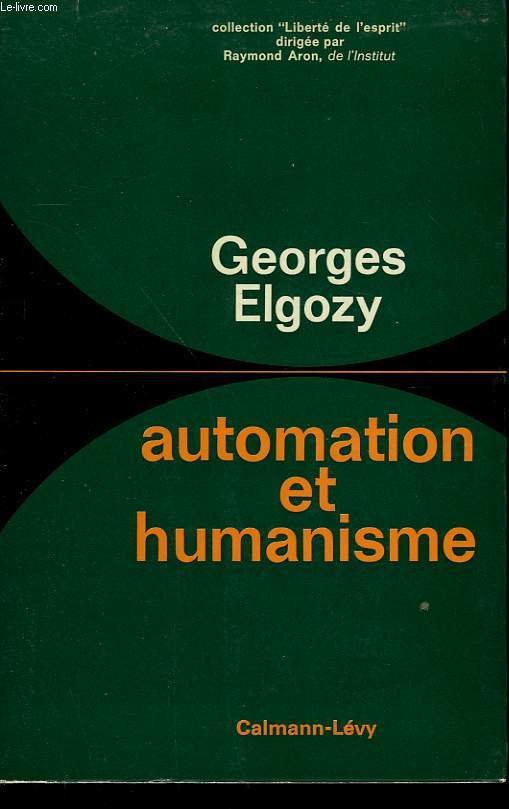 AUTOMATION ET HUMANISME.