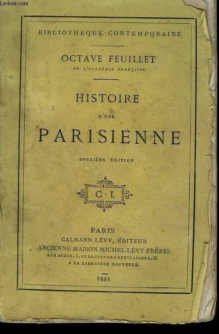 HISTOIRE D'UNE PARISIENNE.