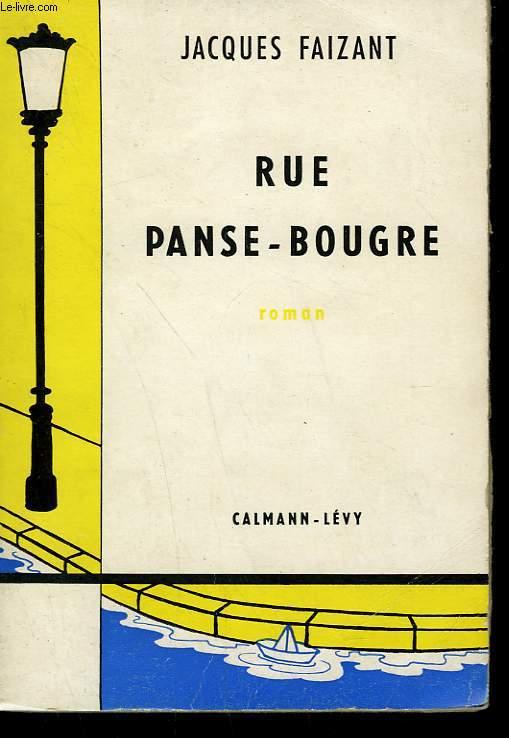 RUE PANSE-BOUGRE.