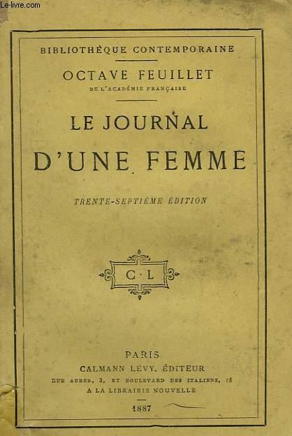 LE JOURNAL D'UNE FEMME.