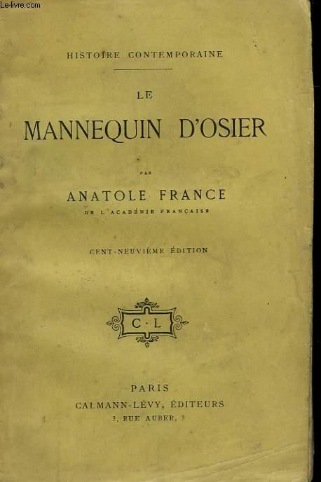LE MANNEQUIN D'OSIER.