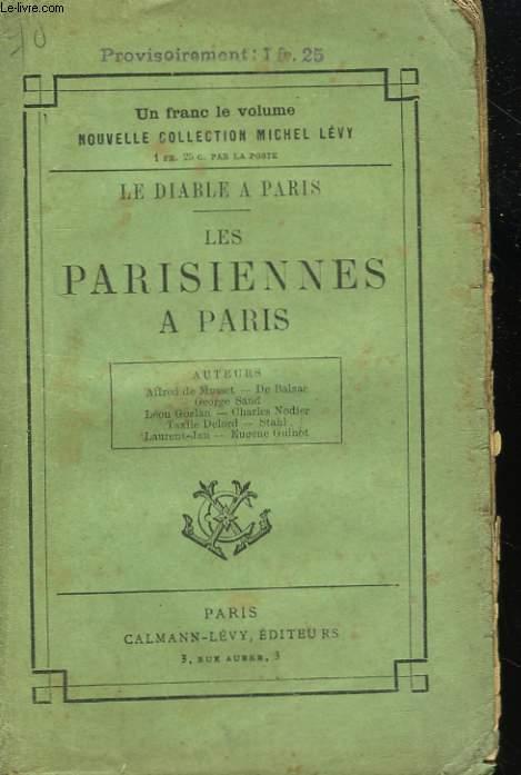 LES PARISIENNES A PARIS.