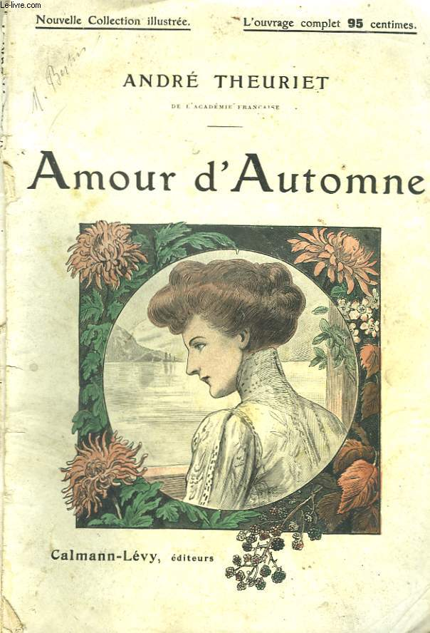 AMOUR D'AUTOMNE. NOUVELLE COLLECTION ILLUSTREE N° 22.