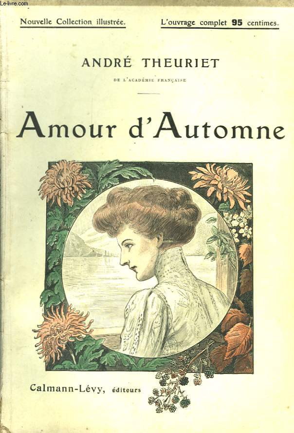 AMOUR D'AUTOMNE. NOUVELLE COLLECTION ILLUSTREE N° 22.