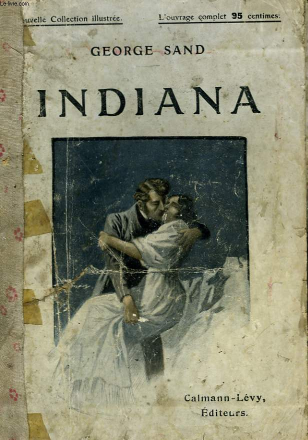INDIANA. NOUVELLE COLLECTION ILLUSTREE N° 39.