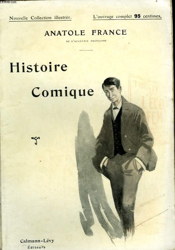 HISTOIRE COMIQUE. NOUVELLE COLLECTION ILLUSTREE N° 56.