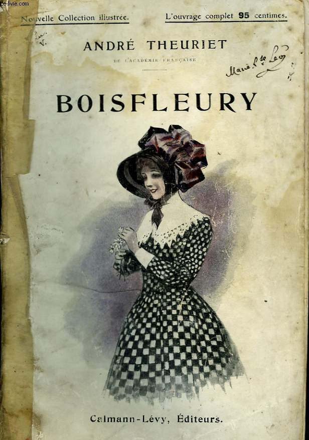 BOISFLEURY. NOUVELLE COLLECTION ILLUSTREE N° 62.