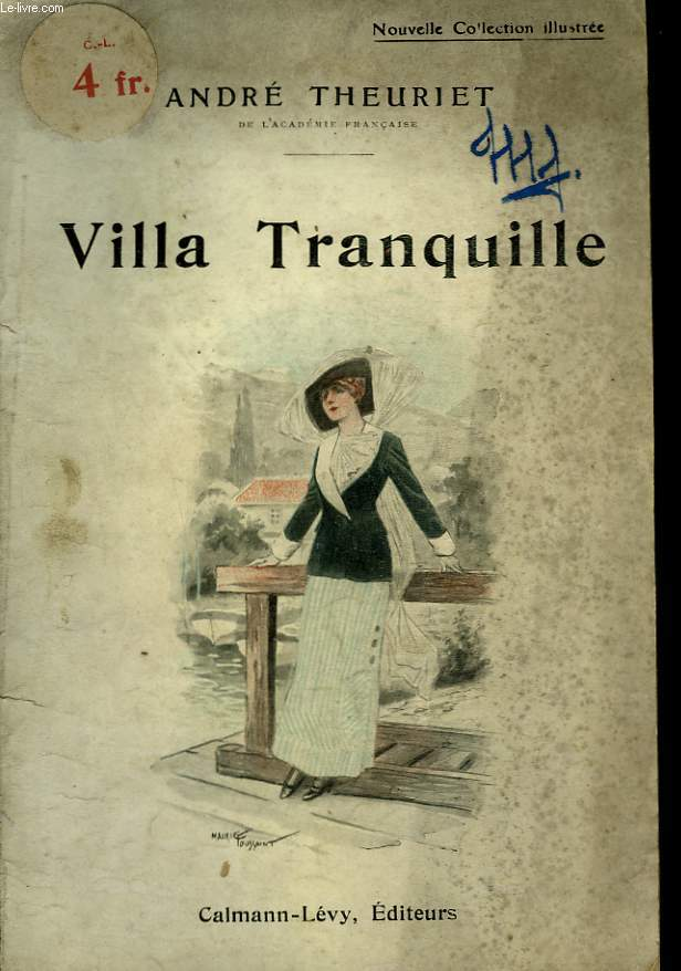VILLA TRANQUILLE. NOUVELLE COLLECTION ILLUSTREE N° 70.