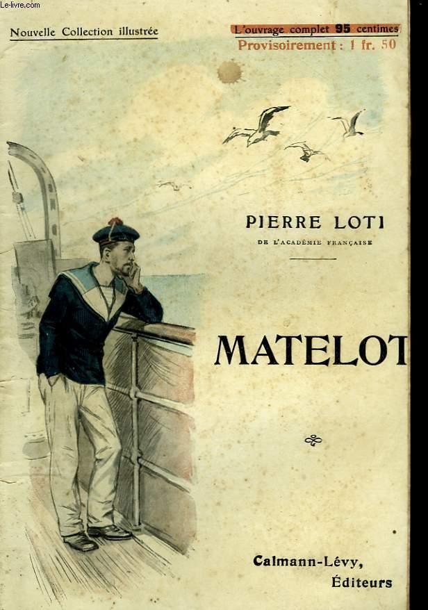 MATELOT. NOUVELLE COLLECTION ILLUSTREE N° 87.