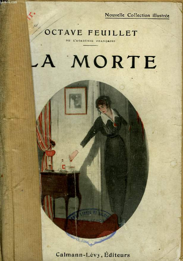 LA MORTE. NOUVELLE COLLECTION ILLUSTREE N° 95.