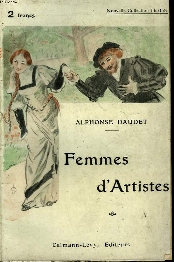 FEMMES D'ARTISTES. NOUVELLE COLECTION ILLUSTREE N° 107.