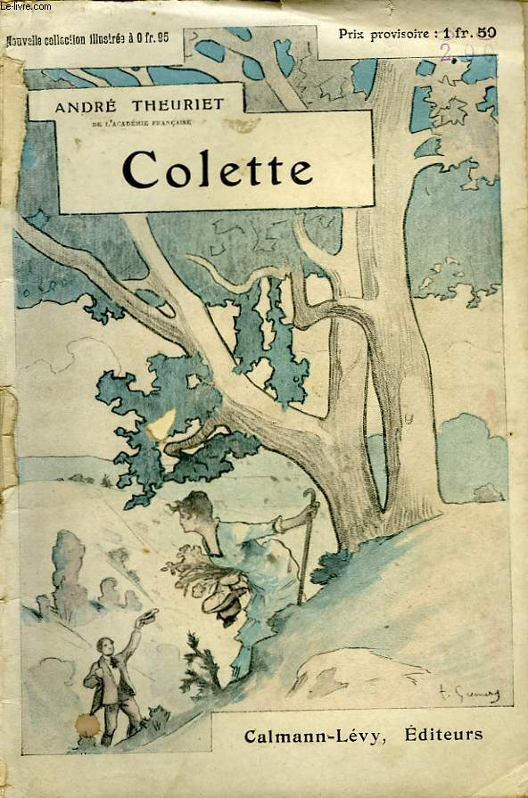 COLETTE. NOUVELLE COLLECTION ILLUSTREE N° 109.