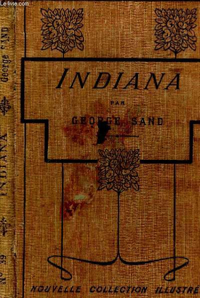 INDIANA. NOUVELLE COLLECTION ILLUSTREE N° 39