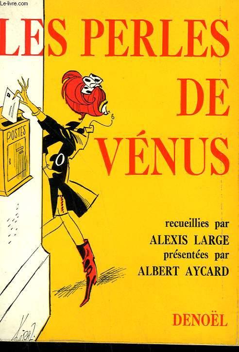 LES PERLES DE VENUS.