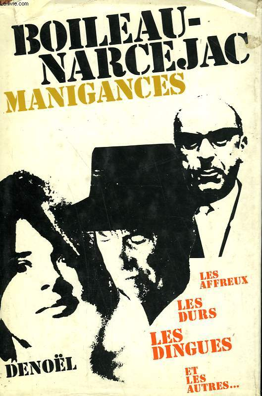 MANIGANCES.