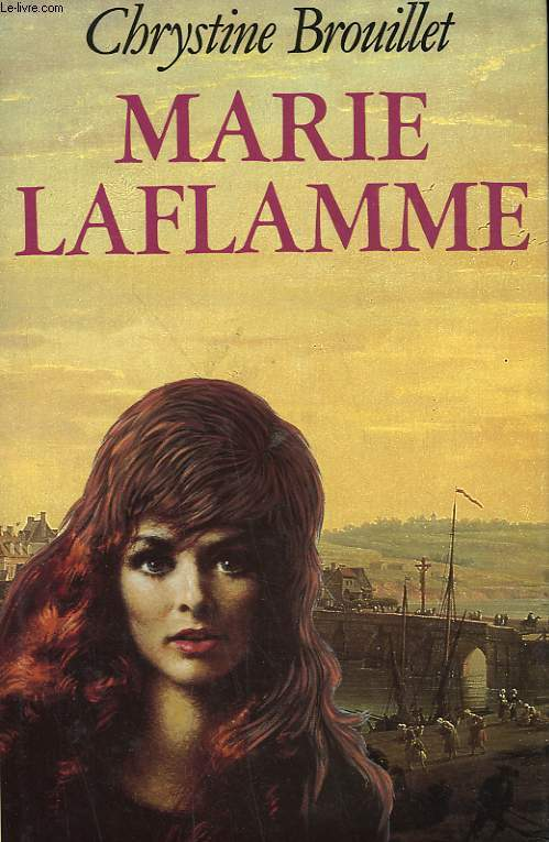 MARIE LAFLAMME.