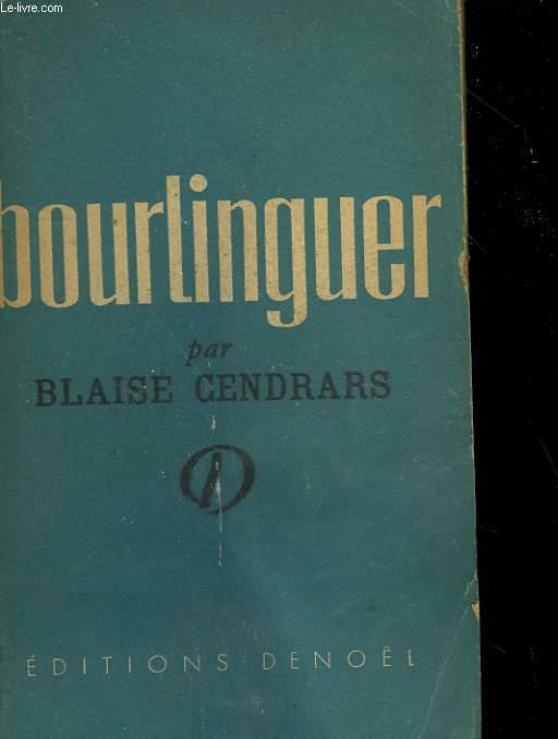 BOURLINGUER. LE LOTISSEMENT DU CIEL.